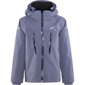 Isbjörn Storm Veste hard shell Enfant, denim